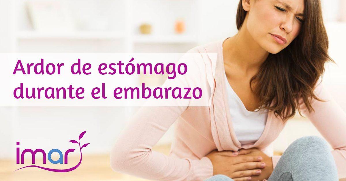 Ardor durante el embarazo - Fecundación in vitro Murcia