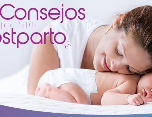 9 consejos para seguir después del parto