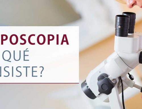 En qué consiste una colposcopia