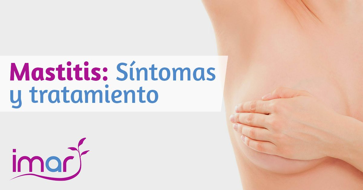 Mastitis - Ginecólogos en Murcia