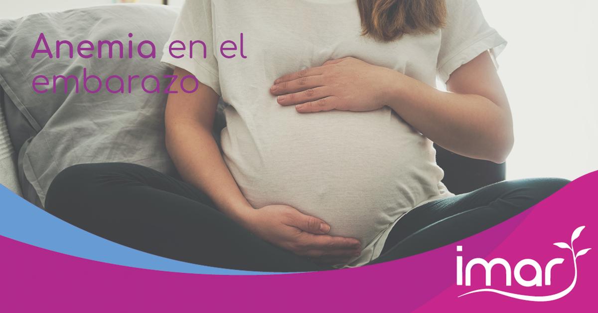 Anemia durante el embarazo - Ginecólogas en Murcia