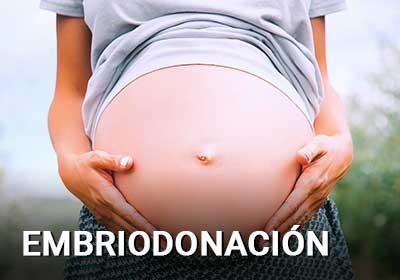 Embriodonación