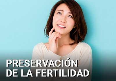 Preservación de la fertilidad
